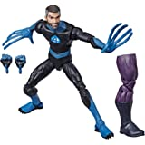 Marvel Legends Series Fantastic Four 6-inch Collectible Action Figure Mr. Fantastic Toy, Premium Design and 2 Accessories, 1