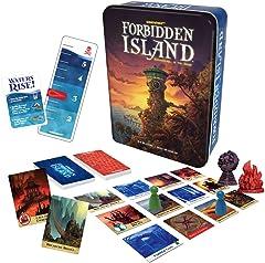 Forbidden Island Game