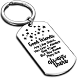 Best Friend Gifts Birthday Gifts For Women Best Friends Keychain Girls Gifts Jewelry Key Chain Friendship Gifts Keyring