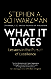 What It Takes: Lessons in the Pursuit of Excellence (English…