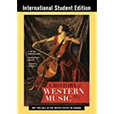 A History of Western Music, 10th International Student Edition, with Total Access