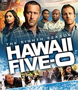Hawaii Five-0 シーズン8(トク選BOX)(12枚組) [DVD]