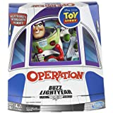 Operation: Disney/Pixar Toy Story Buzz Lightyear Board Game For Kids Ages 6 & Up