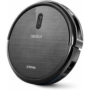 ECOVACS DEEBOT N79 ロボット掃除機 カーペット掃除 静音&強力吸引 Wi-Fi接続 アプリ制御