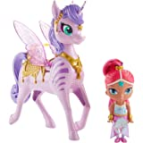 Fisher Price - Shimmer & Shine: Shimmer & Magical Flying Zahracorn (Nickelodeon)