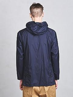Hooded Blouson 1125-499-6857: Navy