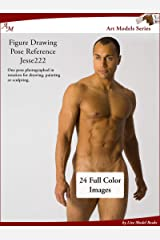 Art Models Jesse222: Figure Drawing Pose Reference (Art Models Poses) Kindle Edition