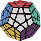 FAVNIC メガミンクス Megaminx 【日本語取説付き】立体パズル 脳トレ ポップ防止 知恵おもちゃ (メガミンクス3x3)