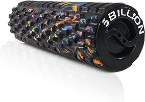 """5BILLION Foam Roller - Galaxy, 13"""" /18"""" /24"""" - High Density Exercise Roller & Massage Roller - Deep Tissue Massage Tool..."""