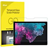 JETech Screen Protector for Microsoft Surface Pro 6 / Surface Pro (5th Gen) / Surface Pro 4, Tempered Glass Film