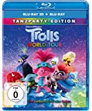 Trolls World Tour (3D): Dance Party Edition / Blu-ray 3D + 2…
