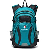 ROCKRAIN WindSeeker Insulation Hydration Cycling Backpack Pack with 2.5L BPA Free Leak Proof Water Bladder, Sufficient Storag