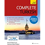Complete Turkish Beginner to Intermediate Course: Learn to read, write, speak and understand a new language (Teach Yourself)