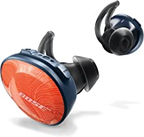 Bose SoundSport Free Truly Wireless Bluetooth Headphones, Orange/Blue