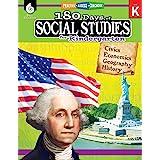 180 Days of Social Studies for Kindergarten: Practice, Assess, Diagnose