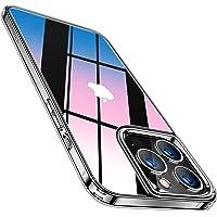 TORRAS 強化ガラス iPhone 13 Pro 用 ケース 超透明 日本9H旭硝子 薄型 黄変なし 超耐衝撃 TP…