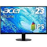 【Amazon.co.jp限定】Acer モニター ディスプレイ AlphaLine 23インチ SA230Abi フルHD IPS FreeSync フレームレス HDMI D-Sub ブルーライト軽減 薄型