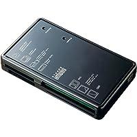サンワサプライ USB2.0 マルチカードリーダライタ ADR-MLTKN2BK