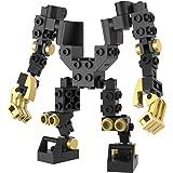 マイビルド (MyBuild) ブロックメカフレーム 可動ジョイント 、カスタマイズ可能なメカフレーム、革新ブロック (フレーム 1002)