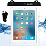 iPad 防水ケース タブレットPC アイパッド7-10 インチ 防水ケース IPx8認定 完全防水 カバー 風呂 海水浴 水泳 釣りビーチ スタイリッシュ 首掛け付き