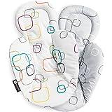 4moms Newborn Insert, White/Grey (2000862)