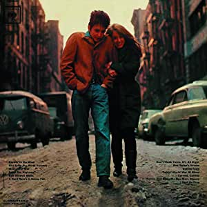 Freewheelin Bob Dylan [12 inch Analog]