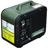 【amazon限定ブランド】アムファンズ(amfun's) カセットガス式 インバータ発電機 定格出力:1.0kVA 50Hz/60Hz切替式 正弦波 Genecy AM-1000CGI