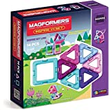 Magformers Inspire (14-Pieces)Set Magnetic    Building      Blocks, Educational  Magnetic    Tiles Kit , Magnetic    Construc