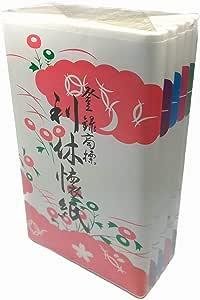 茶道具・懐紙 利休懐紙5帖