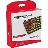 【日本語配列】HyperX ABSプディングキートップ フル108キーセット 2年保証 HKCPXA-BK-JP/G