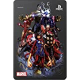Seagate Game Drive for PS4 Marvel's Avengers LE - Avengers Assemble 2TB External Hard Drive - USB 3.0, Metallic Gray, Officia