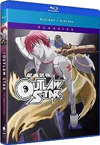 Outlaw Star Classics Blu-Ray(星方武侠アウトロースター 全26話)