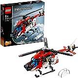 レゴ(LEGO) テクニック 救助ヘリコプター 42092 知育玩具 ブロック おもちゃ 男の子