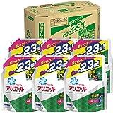 【ケース販売】アリエール 液体 部屋干し用 洗濯洗剤 詰め替え 超ジャンボ 1.62kg×6個