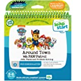 LeapFrog LeapStart 3D Around Town with PAW Patrol Book