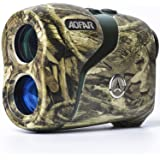 AOFAR HX-800H Hunting Range Finder 800 Yards, Wild Waterproof Coma Rangefinder for Shooting and Archery with Angle and Horizo