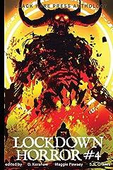 HORROR #4: Lockdown Horror ペーパーバック