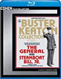 The Buster Keaton Collection: Volume 1 [Blu-ray]