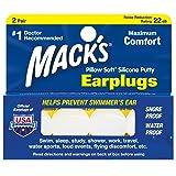 Mack's Pillow Soft Earplugs, 2 Pair Each