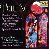 Poulenc: Mass G Major