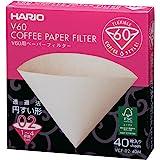 HARIO (ハリオ) V60用ペーパーフィルターみさらし 1~4杯用