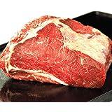 ミートガイ ステーキ グラスフェッドビーフ リブロースブロック 約800g ブロック肉 牛肉