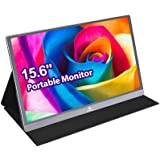2020 4K Portable Monitor - NexiGo Premium 15.6 Inch Ultra HD 2160P IPS USB Type-C Computer Display, Eye Care Screen with HDMI