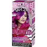 Got2b Unlimited Semi-Permanent Hair Color, 110 Sunburst Collection