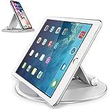 【超安定】タブレット スタンド ipad スタンド スマホ スタンド iphone スタンド 卓上 角度調整可能 アルミ合金素材 OBENRI Tablet Stand Designed for iPad Pro Air Mini iPhone XS