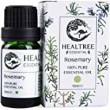 HEALTREE Rosemary Essential Oil - Australian 100% Pure & Natural Essential Oils | for Hair Care, Skincare, Air Purifier, Diff