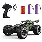 RC Cars, Remote Control Cars for Boys and Girls, 2.4Ghz Monster RC Truck High Speed Racing Car Toys for Kids Age 4,5,6,7,8 an