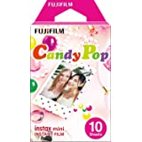 Fujifilm W891719 Instax Mini Candy Pop Film 5.4 x 8.6 cm