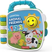MATTEL FYK57 Fisher-Price Laugh and Learn Counting Animal Friends