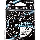 サンライン(SUNLINE) 鯵の糸 エステル ナイトブルー 240m